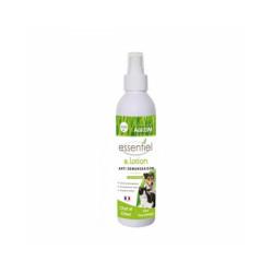 Lotion anti démangeaison pour chien et chat Essentiel Agecom flacon 125 ml