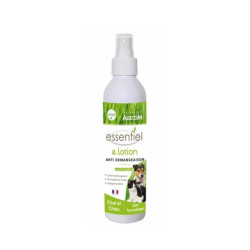 Lotion anti démangeaison Essentiel chien et chat flacon 125 ml