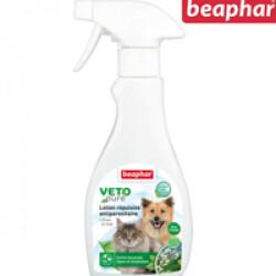Lotion Véto Nature Beaphar insectifuge pour chien et chat