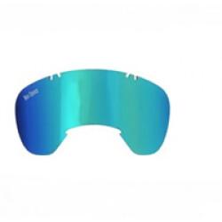 Lentille de remplacement pour masque Rex-Specs K9 Small  Bleu revo