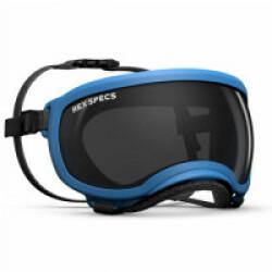 Masque Rex-Specs Small Wide (pour museau écrasé) Bleu lentilles claire et fumée