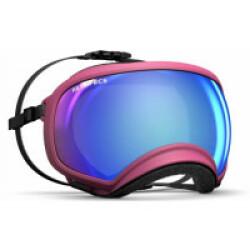Masque Rex-Specs XL Rose lentilles claire et bleue miroir