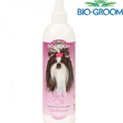 Lustrant Mink Oil spray pelage pour chien et chat