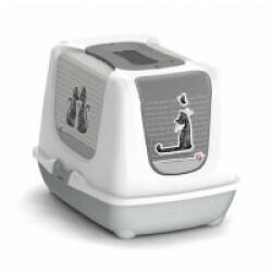 Maison de toilette Cats in Love Taille S Longueur 50 cm largeur 39 cm Hauteur 39 cm