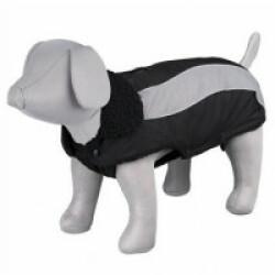 Manteau d'hiver pour chien Marne Trixie noir - Taille XS longueur 30 cm