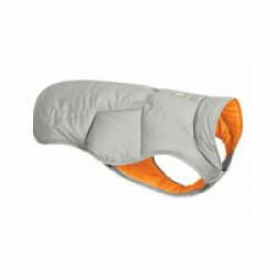 Manteau d'hiver Quinzee Ruffwear pour chien Taille M Gris