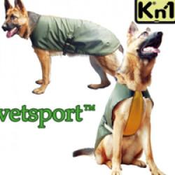 Manteau imperméable pour chien Vetsport ™ T 50 cm