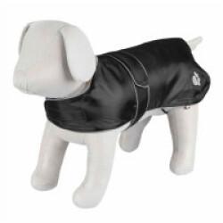 Manteau pour chien Orléans noir Trixie Taille XS 30 cm