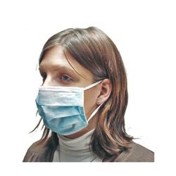 Masques de protection Type II Boîte de 50