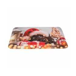Matelas Noël Xmas Trixie 50 x 40 cm pour chien