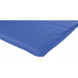 Matelas rafraîchissant bleu Trixie pour chien 110 cm × 70 cm