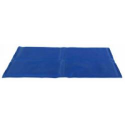 Matelas rafraîchissant bleu Trixie pour chien 40 cm × 30 cm