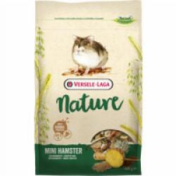 Mélange varié riche en céréales pour hamsters nains Mini Hamster Nature Versele Laga Sachet 400 g
