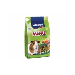 Menu Premium pour cochons d'inde en sachet fraîcheur