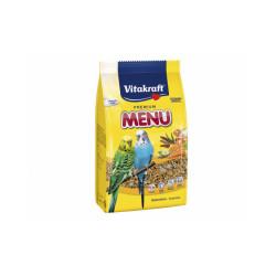 Menu Premium pour perruches en sachet fraîcheur