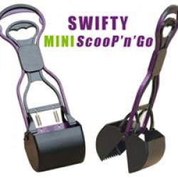 Mini pelle à crotte Swifty Scoop'n'Go