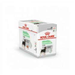 Mousse pour chien Digestive Care Royal Canin - 12 sachets fraîcheur 85 g