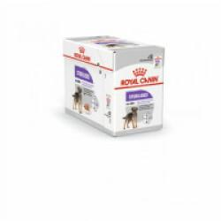 Mousse pour chien stérilisés Sterilised Royal Canin - 12 sachets fraîcheur 85 g