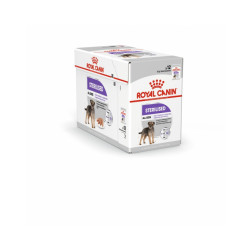 Mousse Royal Canin Sterilised pour chien