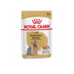 Mousse Royal Canin Yorkshire Adulte