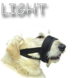 Muselière chien Nylon Educ T1 24 cm tour museau 20 à 28 cm