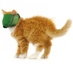 Muselière de contention Mus-cat™ pour chat T1 Small verte chat - de 2.7 kg