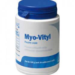 Myo Vityl poudre orale énergétique pour chien et chat