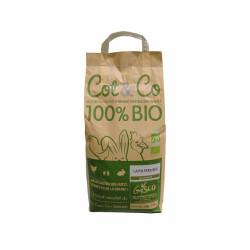 Nourriture bio Cot&Co Gasco pour lapin