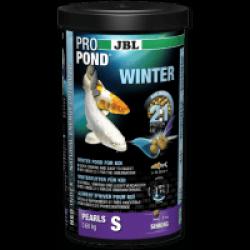 Nourriture d'hiver pour carpe koï bassin JBL Propond Winter Pearls 0,6 kg