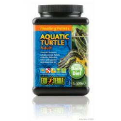 Nourriture flottante pour tortues aquatiques adultes Exo Terra 530 g