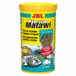 Nourriture poissons cichlidés en flocons JBL NovoMalawi 1 litre