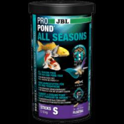 Nourriture poissons de bassin JBL ProPond All Seasons
