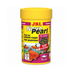Nourriture poissons rouges JBL NovoPearl