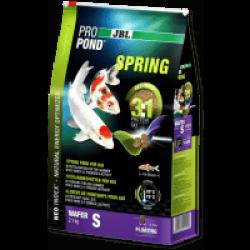 Nourriture pour carpe koï bassin JBL Propond spring