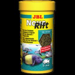 Nourriture pour cichlidés d'Afrique de l'est JBL NovoRift 250 ml