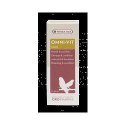 Omni-Vit Liquid Oropharma soins pour oiseaux