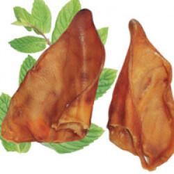 Oreilles de porc friandises pour chien sachet de 400 g