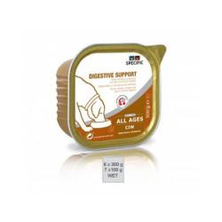 Pâtée Specific pour chiens CIW DIgestive Support 6 boîtes 300 g