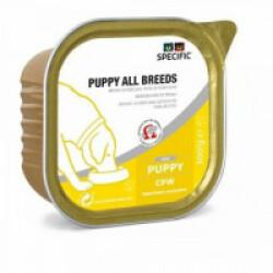 Pâtée pour chiot toutes races CPW Specific - Lot de 6 boîtes de 300 g