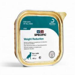 Pâtée Specific pour chats FRW Weight Reduction 7 boîtes 100 g