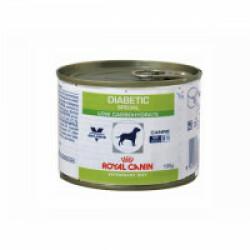 Pâtée Royal Canin Veterinary Diet Dabetic pour chiens Special 12 boîtes 195 g (DLUO 3 mois)