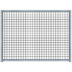 Panneau d'enclos pour chiot grillagé Small - 1 x 1,1 m Sans Porte