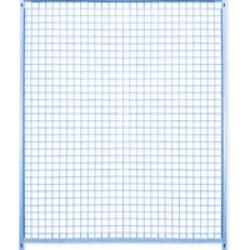 Panneau Pro maille grillage pour construire chenil ou chatterie en kit Lg 1,5 m