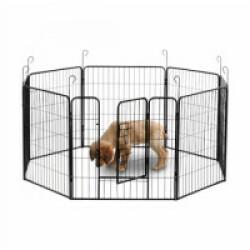 Parc pour chiot et petit chien enclos Startpark Canibox