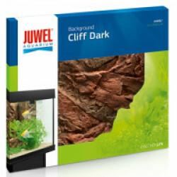 Paroi de fond d'aquarium Cliff dark 60 x 55 cm Juwel