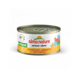 Pâtée pour chat Almo Nature HFC Natural - Lot de 6 x 70 g