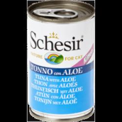 Pâtée pour chaton Schesir en gelée - Boîte 140 g