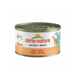 Pâtée pour chiot Almo Nature HFC Natural - Puppy - Lot de 6 x 95 g