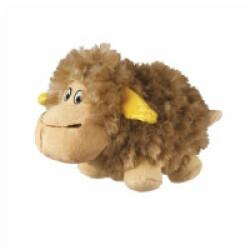 Peluche douce mouton à craquements pour chien KONG Cruncheez Large 21 cm