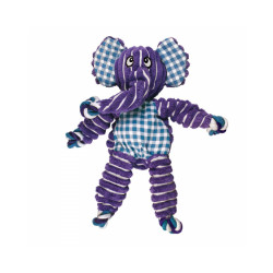 Peluche éléphant pour chien KONG Floppy Knots M/L